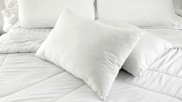 How to wash hotel feather pillows